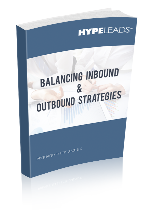Balancing Inbound & Outbound Marketing